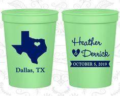 Mint Green Stadium Cups, Mint Green Cups, Mint Green Plastic Cups, Mint Green Party Cups, Mint Green Wedding Cups (142)