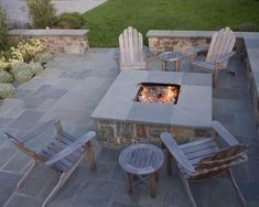 Patio with Fire Pit Designs | ... Patio Fire Pits Design: backyard patio ideas and design in small and