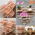 Stunning Ideas Of Wood Pallet Reusing