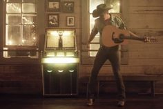 Jon Pardi Takes Us Back in Time with 'Head Over Boots' Music Video