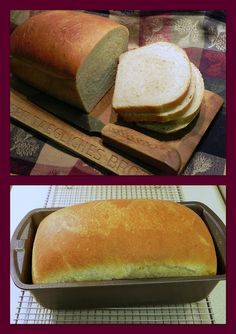 The Iowa Housewife: Honey Wheat Bread - 1 loaf in the food processor