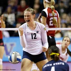 Penn State Women's Volleyball wins 6th National Championship and 5th in last 7 years with 3-1 victory over Wisconsin!