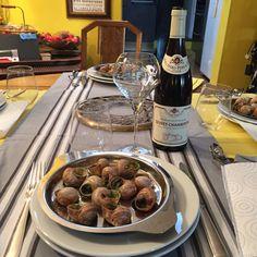 Escargots maison - Chez Sylvie et Michel
