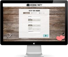 """Wedding Party App"" Create an event and the photos guests take are all uploaded to one album"