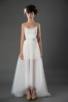 Cocoe Voci Fall 2013 Collection cocoevoci.com    See more wedding dress pictures and designer wedding gowns