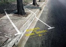 Reserved for drunk drivers. #antidrunkdriving #drunkdriving #ad
