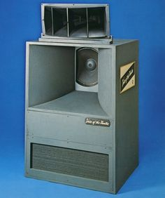 ALTEC LANSING A7system  1969