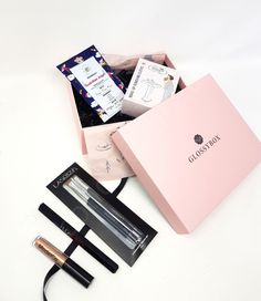 Glossybox Beauty Box June 2020 – Unboxing and Product Reviews | Bonds of Beauty Nyx Liquid Eyeliner, Best Eyeliner, The Vintage Cosmetic Company, Types Of Pencils, Cosmetic Brush Set, Beauty Box Subscriptions, Cosmetic Companies, Eye Gel, Wash Your Face