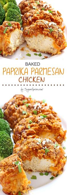 Baked Paprika Parmesan Chicken is one of those everyone-should-know-how-to-make…