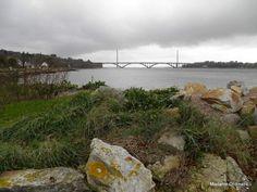 Remèdes du bord de mer : le pont de Plougastel