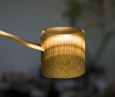 Amazon.com : Hishaku Water Ladle for the Japanese Tea Ceremony | Ziji : Grocery & Gourmet Food