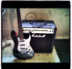 #marshall #fender #guitars #electric