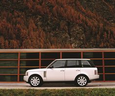 Range Rover. I can dream!:)