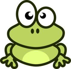 Dumb Frog Clip Art