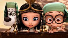 Mr. Peabody, Penny y Sherman