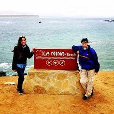 Playa La Mina una de las bellas playas de las costas peruana en la Reserva Nacional de Paracas.  www.placeok.com #placeok #travellers #travelbloggers #travelblog #travelinspector #travel #awesome #cute #picoftheday #happy #bestoftheday #igers #amazing #followme  #repost #instagood #bucketlist #wanderlust #viajeros #solotravel #instamood #cool #adventure  #beach #summertime #summer #peru #paracas