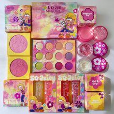 Indie Makeup, Makeup Inspo, Beauty Makeup, Lizzie Mcguire, Colourpop Cosmetics, Makeup Cosmetics, Bubblegum Pop, Cute Beauty, Beauty 101
