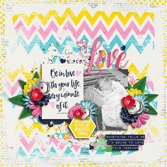 Layout using {Love Your Life} Digital Scrapbook Kit by Meghan Mullens available at Sweet Shoppe Designs http://www.sweetshoppedesigns.com//sweetshoppe/product.php?productid=34099&cat=&page=2 #wilddandeliondesigns