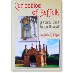 A selection of books on Suffolk