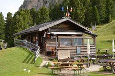 Tirol, Italy:  Murmeltier Hütte.