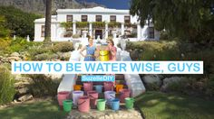 SuzelleDIY - How to be Water Wise, Guys (featuring Helen Zille) Water Wise, Quotes About God, Medical Aesthetics, Motivational Quotes, Life Quotes, Pure Products, Humor, South Africa, Hacks