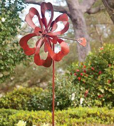 Metal Garden Wind Spinner