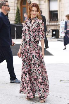 Olga Kurylenko in Temperley London and more best dressed celebrities of the week.