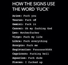 I don't know about the other signs, but Sagittarius is pretty damn accurate!