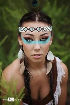 30 Easy Halloween Makeup Ideas | StyleCaster #halloween #makeup