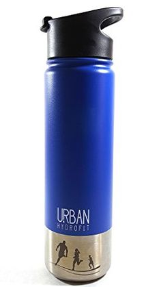 735d4526f38 Amazon.com   22 Ounce Insulated Canteen by Urban Hydrofit  Stainless Steel  Water Bottle