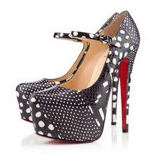 Colección de zapatos Louboutin invierno 2013
