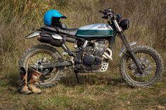 Honda '91 Dominator v1.01 by OSB Soul Bikes