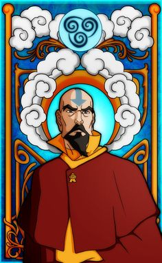 Tenzin by ~Nortiker on deviantART