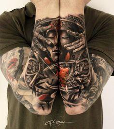 © GaryMossman Tattoo