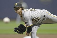 Image detail for -Jeff Locke Jeff Locke #61 of the Pittsburgh Pirates pitches to the ...