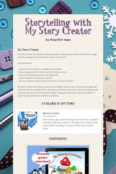 Storytelling with My Story Creator