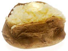 Uhhhhhhh, nah-nah nah-nah. | 23 Amazing Ways To Eat A Baked Potato For Dinner