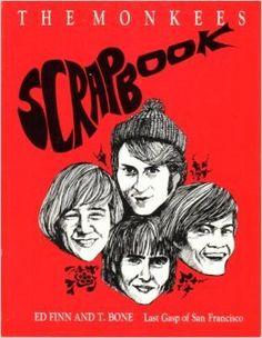 The Monkees Scrapbook by Ed Finn