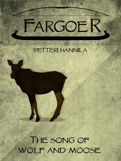 Chapter Art - The Song of Wolf and Moose