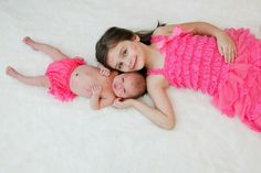 Valentine's day sister photo. Michelle Marie Photography. Charleston, SC.