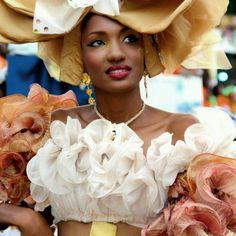 Haiti- Carnaval Queen