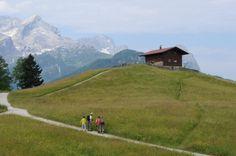 Wandern: Fünf Familientouren zwischen Salzburg und Allgäu