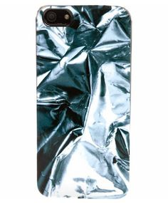 Marc by Marc Jacobs Metal Wrapper iPhone 5 Case