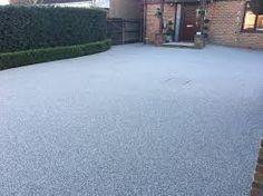 Image result for silver grey resin bound driveways Modern Driveway, Driveway Design, Driveway Ideas, Resin Bound Driveways, Resin Driveway, Garden Design, Garage, Design Ideas, Exterior