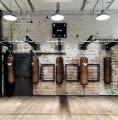 Boxing gym inspo