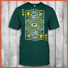 Green Bay Packers Are Kings