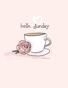 Sunday by rose hill designs quote счастливое воскресенье, во Happy Sunday Quotes, Weekend Quotes, Sassy Quotes, Good Morning Quotes, Enjoy Quotes, Blessed Sunday, Sunday Humor, Tuesday Quotes, Thankful Thursday