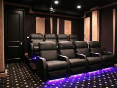 More ideas below: DIY Home theater Decorations Ideas Basement Home theater Rooms Red Home theater Seating Small Home theater Speakers Luxury Home theater Couch Design Cozy Home theater Projector Setup Modern Home theater Lighting System Home Theater Lighting, Home Theater Decor, Best Home Theater, Home Theater Seating, Home Theater Design, Theater Seats, Home Decor, Theater Recliners, Movie Theater Rooms