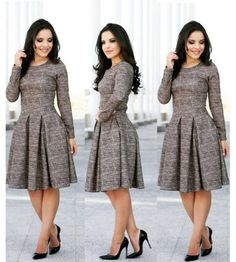 Look inverno church outfits, office outfits, modesty fashion, fashion dress Cute Dresses, Casual Dresses, Short Dresses, Dresses For Work, African Fashion Dresses, African Dress, Modesty Fashion, Fashion Outfits, Fashion Fashion