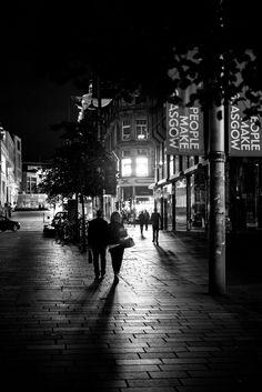 https://flic.kr/p/Ndrtoc | Projection | Glasgow, Scotland. 06.08.2016 Leica Mono 246; APO Summicron 50mm
